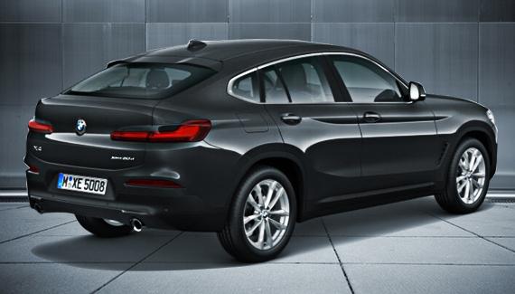 BMW X4 в аренду с правом выкупа