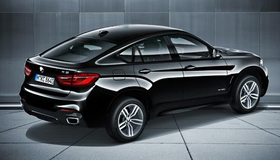 BMW X6 в аренду с правом выкупа
