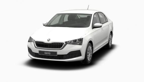 Škoda Rapid Active 1,6 АТ в аренду с правом выкупа