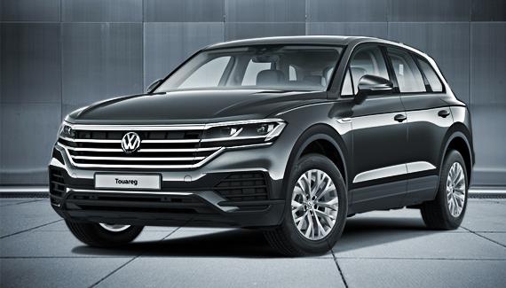 Volkswagen Touareg  249 л.с. TSI в аренду с правом выкупа