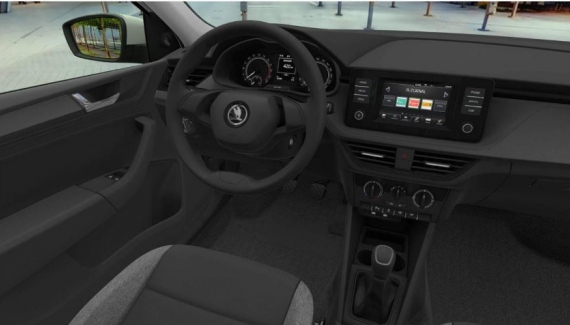 Škoda Rapid Active 1,6 МТ 90 л.с. в аренду с правом выкупа