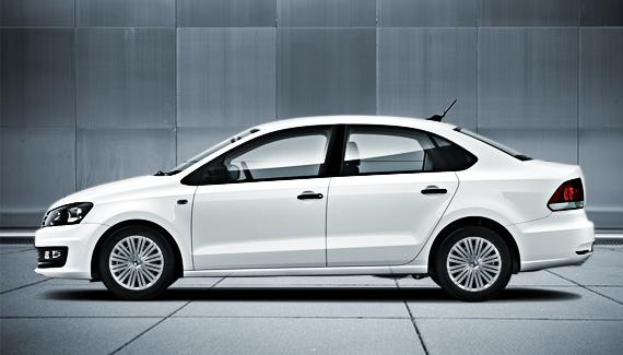Volkswagen Polo Trendline АКПП  в аренду с правом выкупа