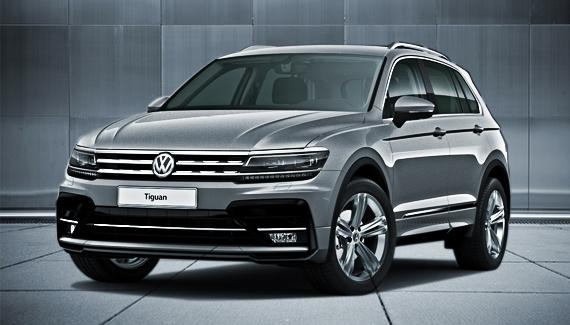 Volkswagen Tiguan Sportline 2.0 AT  в аренду с правом выкупа