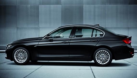 BMW 320d xDrive в аренду с правом выкупа