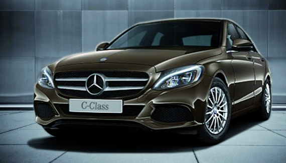 Mercedes-Benz C 180 Седан Особая Серия в аренду с правом выкупа